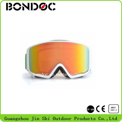 New Coming Cylinder Lens Ski Goggles