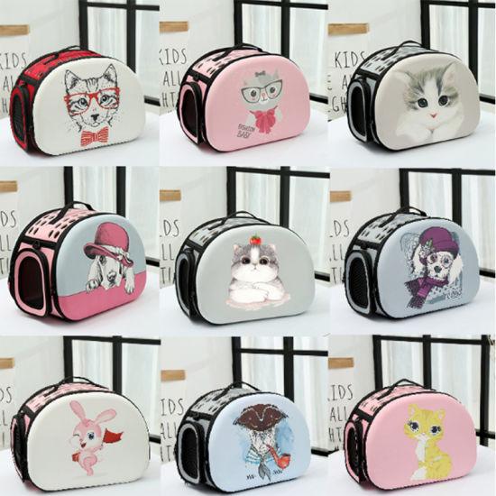 Pet Portable Cartoon Bag Shoulder EVA Carrier Dog Products