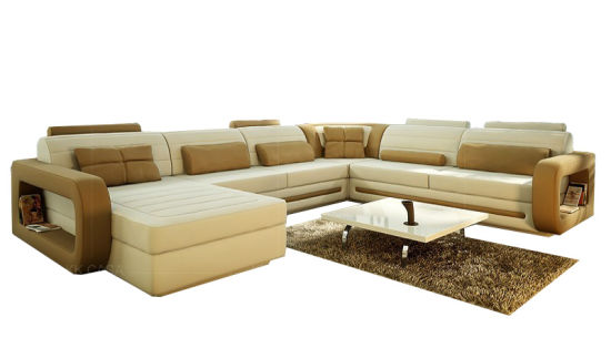 Wholesale Furniture China New Design L Shape Home Furniture Modern Couch Living Room Sofa