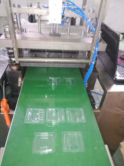 Razor Packing Forming PVC Sealing Card Machine pictures & photos