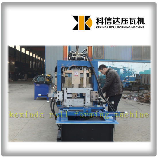 Fully Automatic CZ Metal Section Forming Machine pictures & photos