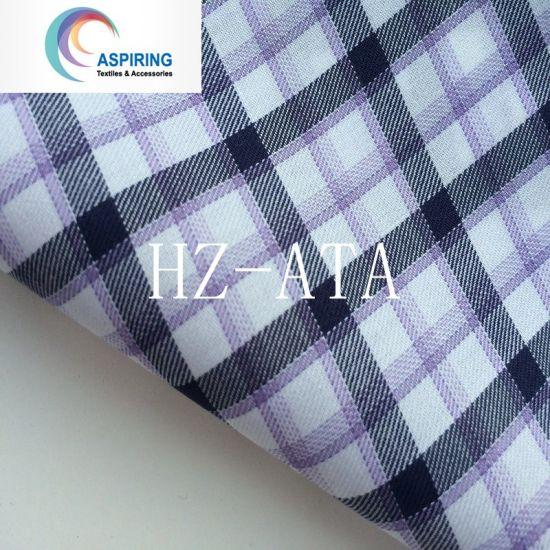 d23b3f3674 China 100% Cotton Woven Yarn Dyed Shirting Fabric - China Yarn Dyed ...