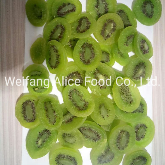 Natural Taste Healthy Dried Fruit Dried Kiwi Slice
