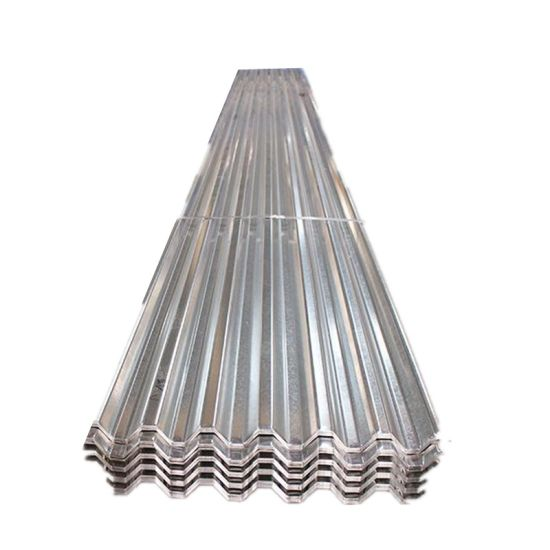 Steel Material Hot Dipped Galvanized Corrugated Roofing Sheet Zinc Sheet