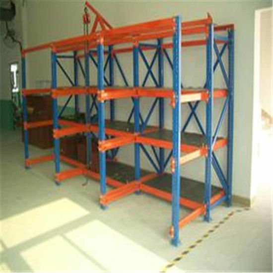 Injection Mold Storage Racks /Mould Rack & China Injection Mold Storage Racks /Mould Rack - China Steel Rack ...