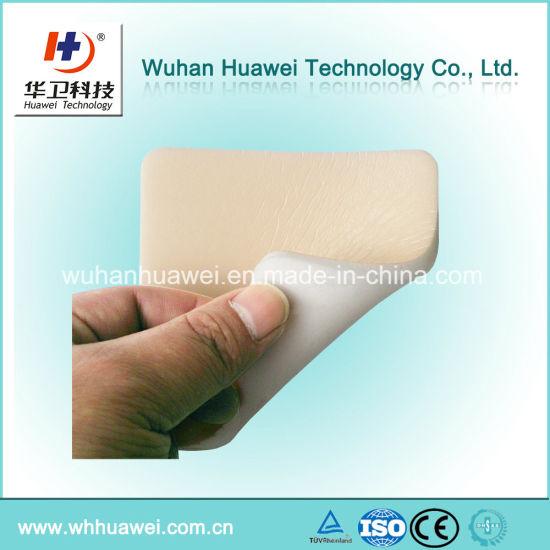 Hua Wei Medical Adhesive Wound Foam Dressing