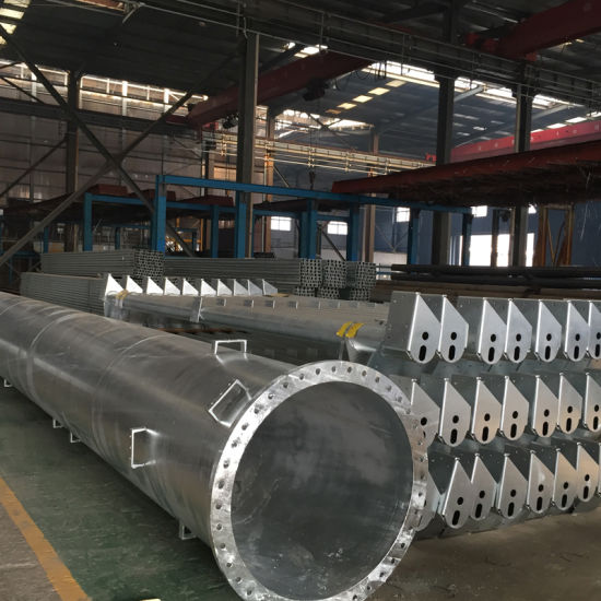 Hot-Diped Galvanized Carbon Steel Pipe with Flange for Gas or Water Supply