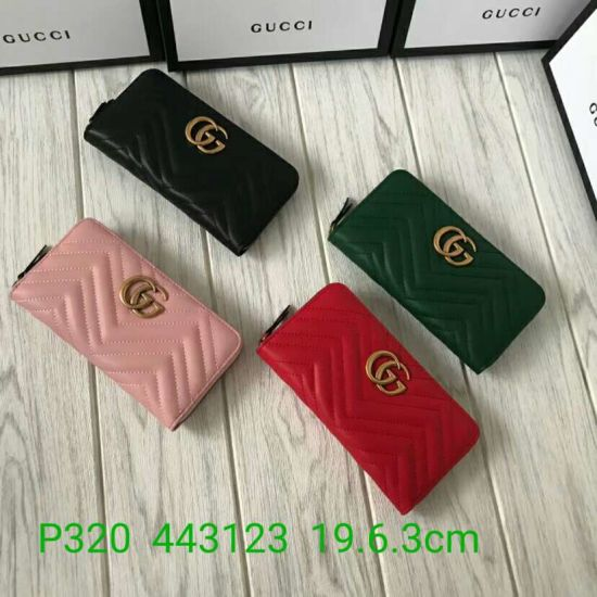 Lady Purse Lady Wallet Luxury Lady Wallet 443123 pictures & photos