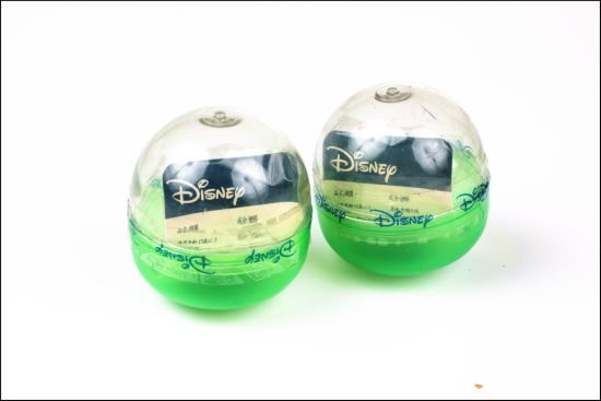 Plastic Toy Capsule for Vending Machines pictures & photos