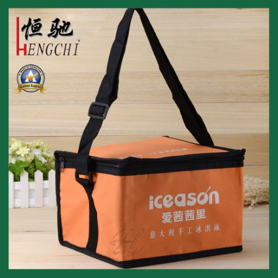 Long Time Insulated Ice Cooler Bag for Food