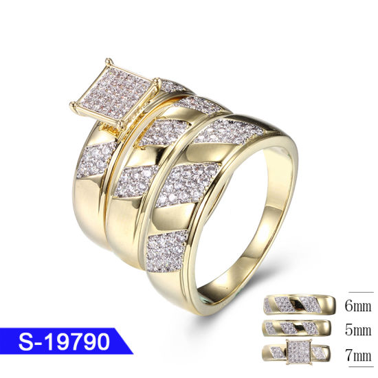 3ecf12b959ee8 Wholesale 7mm Size Cubic Zircon Simulated Diamond Engagement