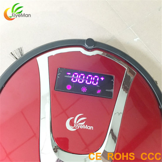 Manufacturing OEM Service Vacuum Cleaning Smart Robotic Sweeper pictures & photos