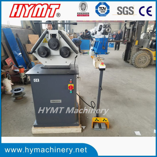 W24Y-400 hydraulic profile Section Bending folding rolling Machine pictures & photos