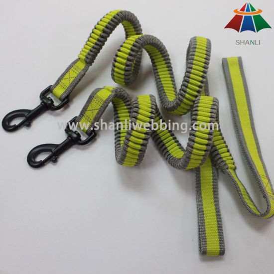 Factory Direct Hot Sale Bungee Dog Lead, Hands Free Running Dog Leash
