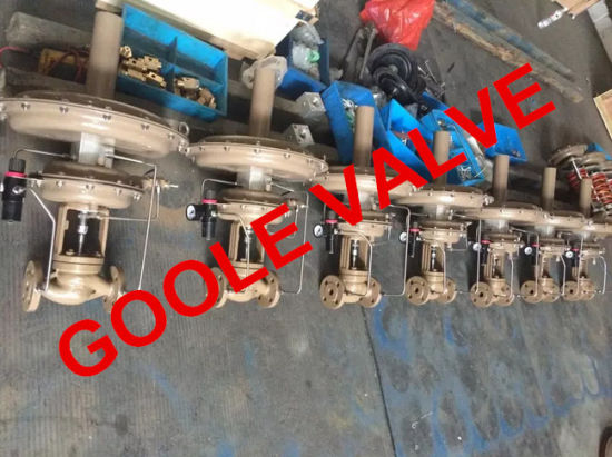 China Pilot-Operated Automatic Pressure Regulating Valve (GAZZHP) pictures & photos