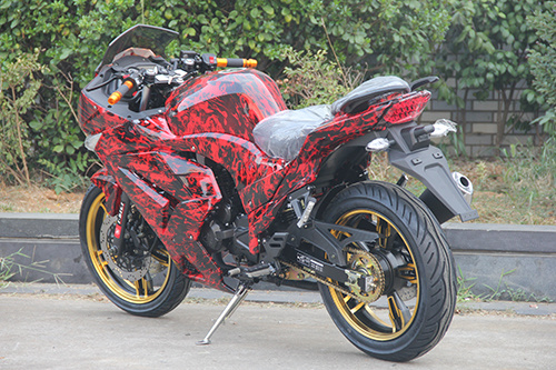 Gt Racing Bike with Water Cooling Engine 350cc pictures & photos