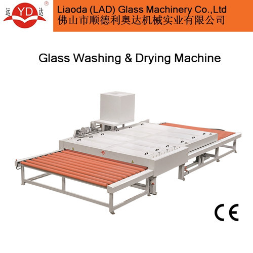 High Efficiency Glass Washing and Drying Machine