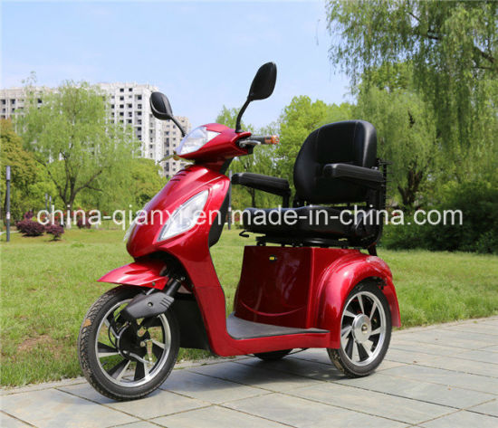 Electric Tricycle for Handicapped pictures & photos