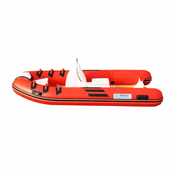 2018year New Inflatable Rescue Boat Rib Boat Inflatable Boat Rigid Boat for Sale
