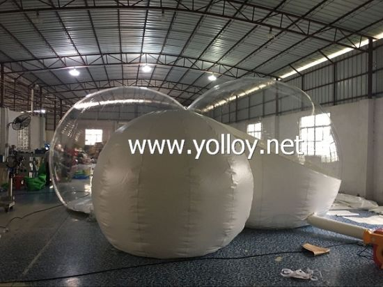 Inflatable Clear Bubble Tree Tent for Lawn C&ing & China Inflatable Clear Bubble Tree Tent for Lawn Camping - China ...