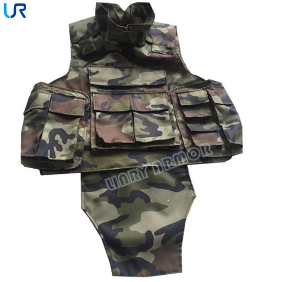 Full Protection Body Armor Military Bullet Proof Vest pictures & photos