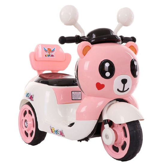 2019 New Model Bear Electric Motorcycle Toys