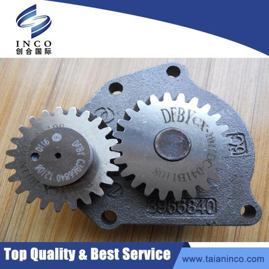 Aftermarket Diesel Engine Lubricating Oil Pump Auto Spare Parts