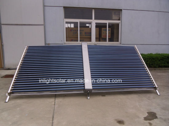 Stainless Steel Economical Type Vacuum Tube Solar Collector