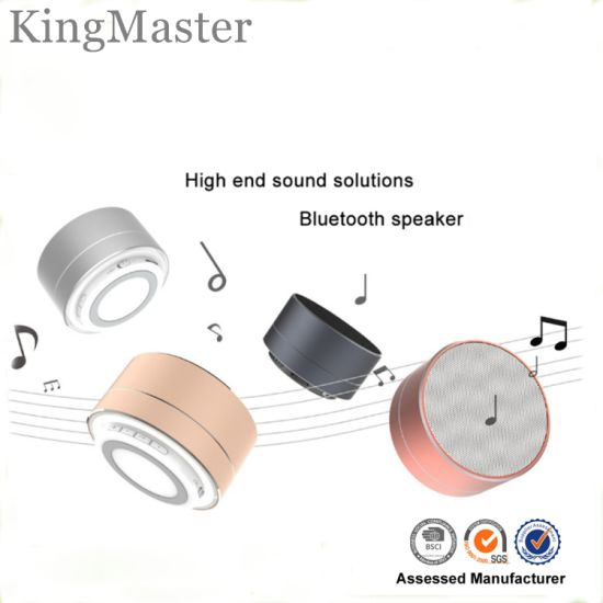 OEM-Service-Mini-Speaker-Bluetooth-with-Factory pictures & photos