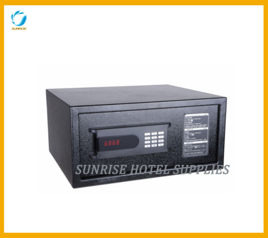 Hotel Black Digital Safe Box pictures & photos