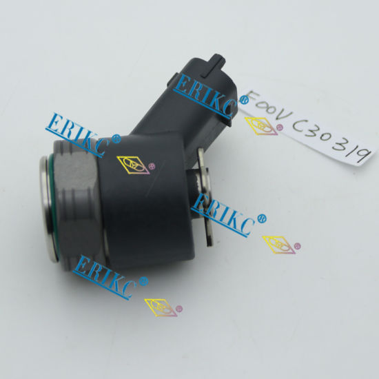 F00vc30319 Fuel Pump Control Solenoid Valve F00V C30 319 and F 00V C30 319 pictures & photos