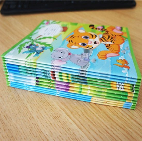 Wholesale Custom Recycled Notepad Cheap Bulk Stationery School Notebook pictures & photos
