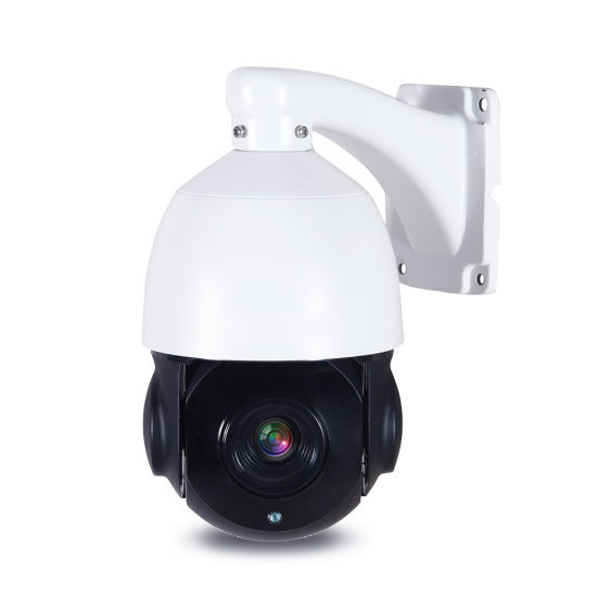 2MP 4in1 CCTV PTZ Camera 20X Zoom 4 Inch Medium Speed Dome Camera with IR Onvif pictures & photos