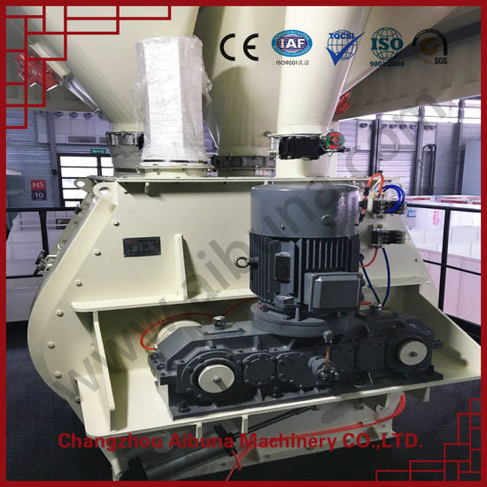 Hot Selling Gravity-Free Double Shaft Paddle Mixer pictures & photos