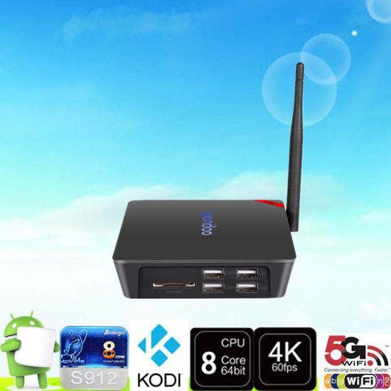China Hottest Media Player 4k Android TV Box X92 Google Play