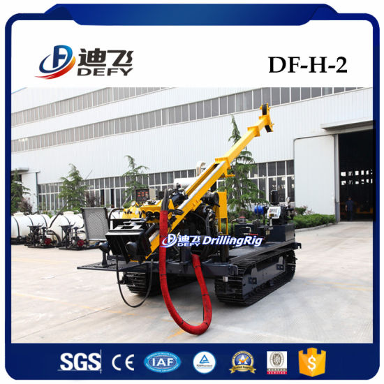 Factory Supply Porfessional Geotechnical Core Drilling Rig
