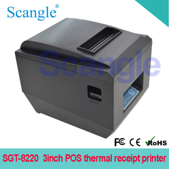 3inch Thermal Printer/Bill Printer (SGT-8220) with WiFi for POS System pictures & photos