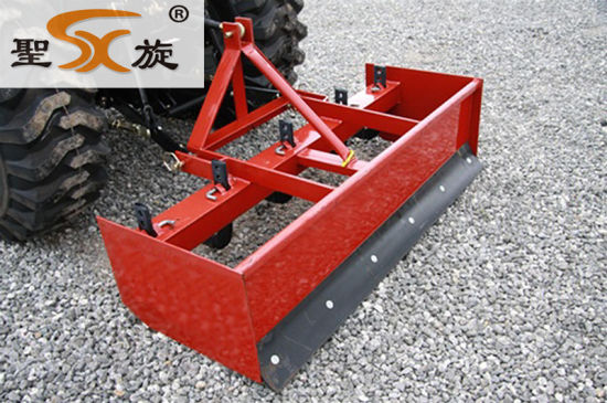 China land leveler with blades box blade