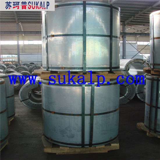 Hx340lad Z100MB Galvanized Steel Coil pictures & photos