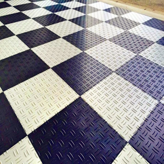 China Garage Floor Pvc Flooring