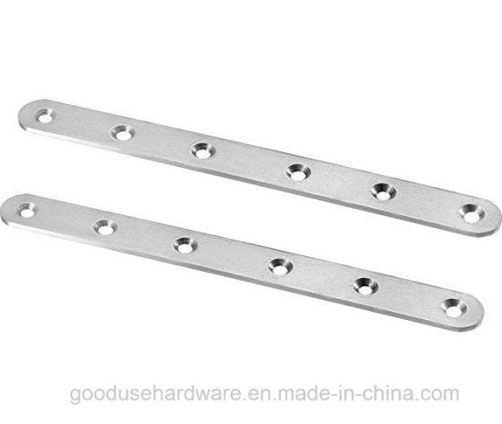 Repair Plate 195mmx20mm Flat Fixing Mending Corner Brace Bracket Connector
