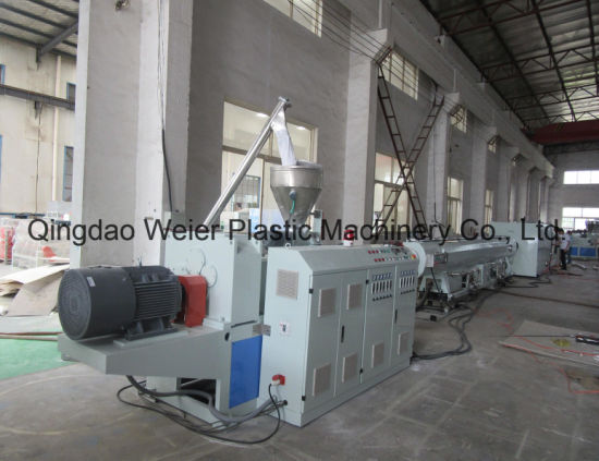 Most Professional PVC Pipe Extrusion Machine with CE Certificate