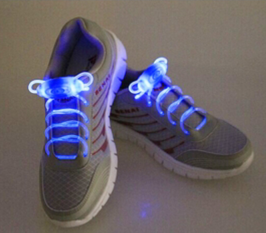 New Products 2016 Decorative Lighting LED Shoe Lace pictures & photos