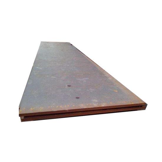 Hot Rolled E36 Wa 4 ASTM A588 Corten Steel Plate