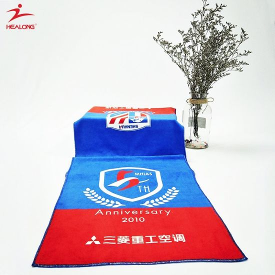 Wholesale Compress Cotton Bath Hotel Face Towel Custom Beach Towel pictures & photos