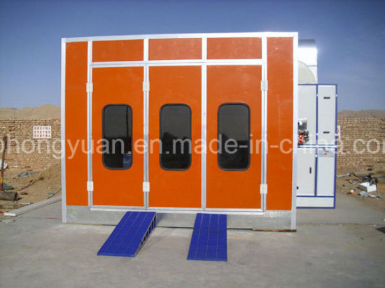 Car Painting Booth Oven Cabin Car Wash Booth