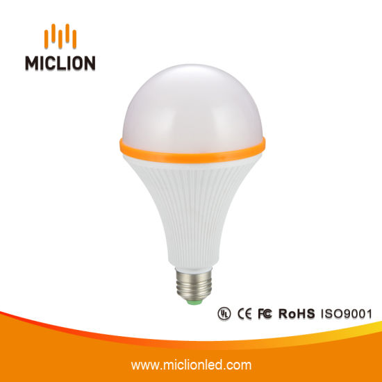 5W E26 Bulb Plastic Case LED Emergency Lamp with CE