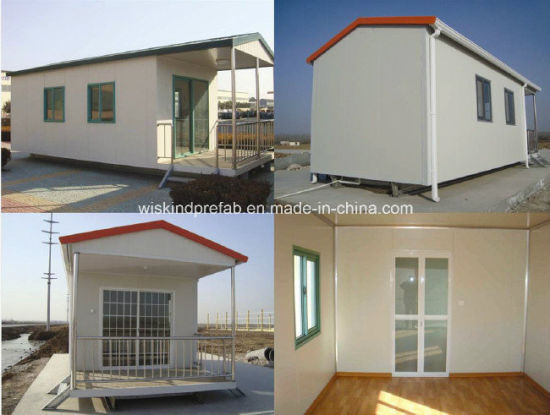 Well Sold Prefab House for Beach House Exported to Australia pictures & photos
