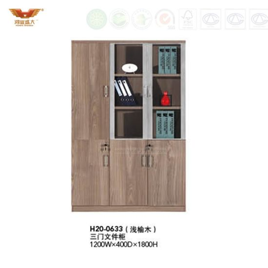 Office Furniture Melamine Storage Cabinet File Cabinet Modular Cabinet  (H20 0633) Pictures U0026