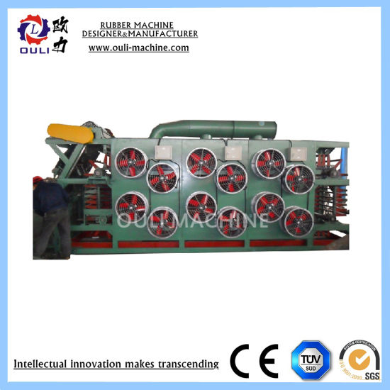 Be Friendly in Use Rubber Batch-off Cooling Machine for Conveyor Line Belt pictures & photos
